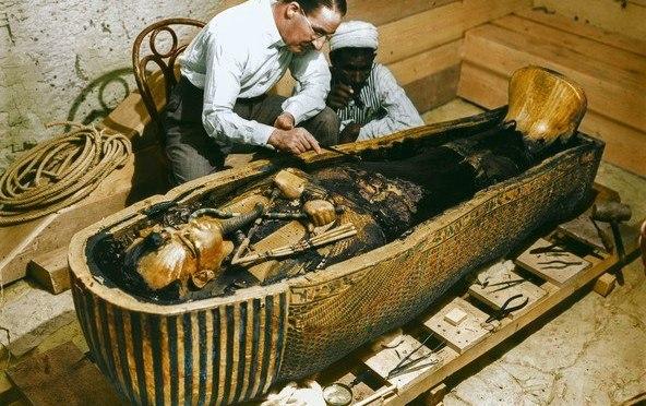 Maldição do sarcófago de faraó matou pelo menos 13 pessoas