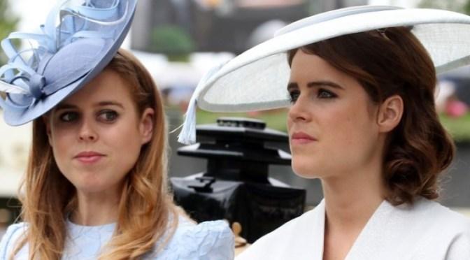 Quem são as princesas que assumirão as funções de Harry e Meghan Markle?